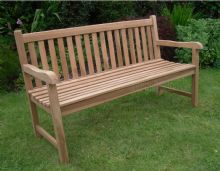 Java Teak 3 Seat Garden Bench 5ft- PRE ORDER ITEM Due 23rd July